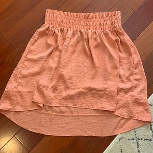 Lane Bryant Flowy Midi Skirt